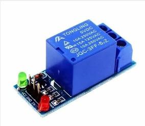 Módulo Relé 1 Canal 12 V Para Arduino Arm Avr Raspberry Pi