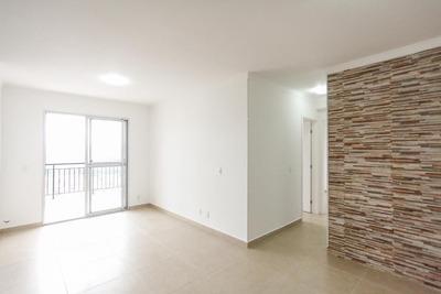 Apartamento No 13º Andar Com 2 Dormitórios E 1 Garagem - Id: 892906905 - 206905