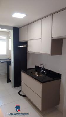 Apartamento Bota Fogo, 2 Dorm, 1sala, 1 Vaga, 61m - Ap00778 - 33617327