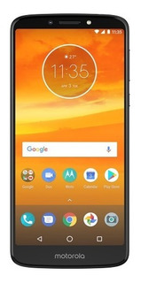 Moto E5 Plus Flash Grey-equipo Libre-el