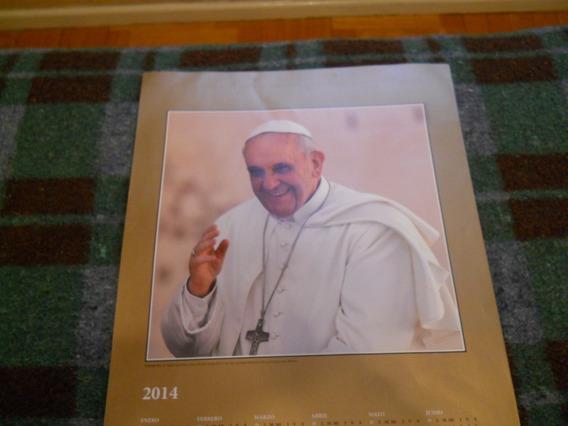 Lámina Poster Francisco El Papa Argentino 2014 Clarín