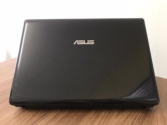 Notebook Asus X45u Dual Core 4gb Ram Hd 320gb Tela 14