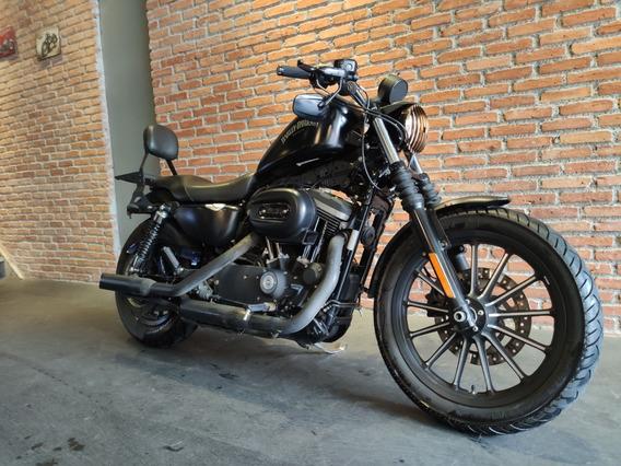 Harley-davidson Iron 883 Custom