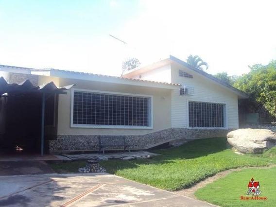 20-3127 Casa En Venta El Limon Maracay/ Wjo