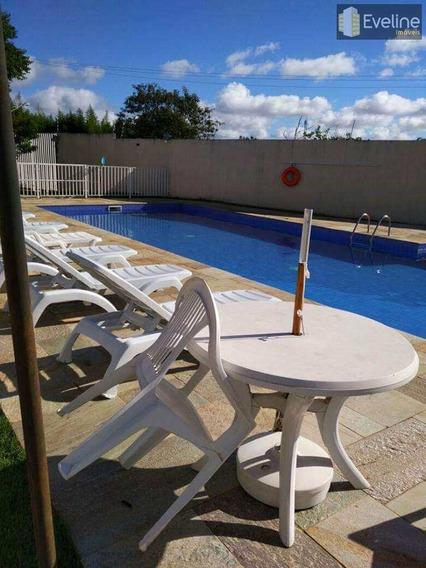 Apartamento Com 3 Dorms, Cézar De Souza, Mogi Das Cruzes - R$ 300 Mil, Cod: 1490 - V1490