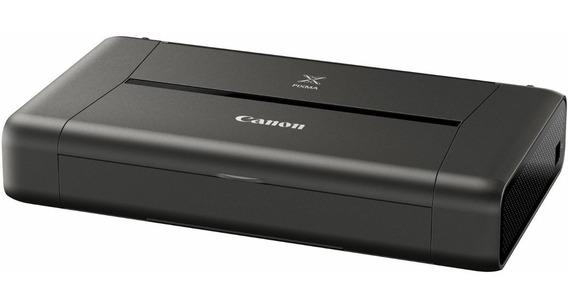 Canon Pixma Ip110 Mobile Printer S/ Elemento De Impressão