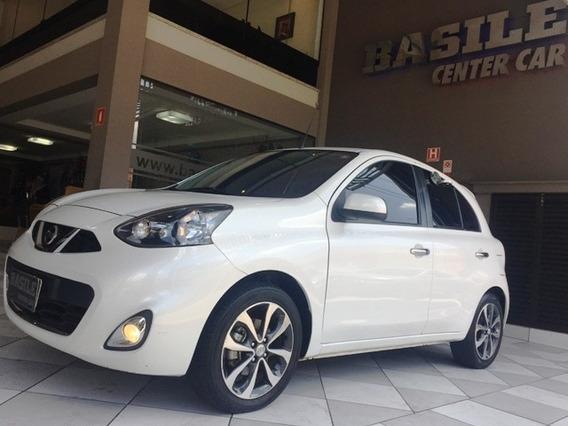 Nissan March 1.6 Sl 16v Flex 2015