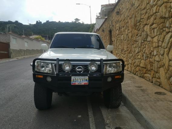 Nissan Patrol Grx Full Equipo