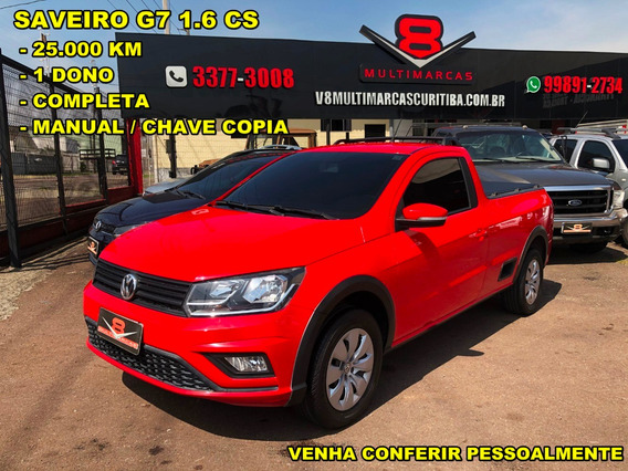 Vw Saveiro Trendline 1.6 Comp. (n Strada Montana Cross)