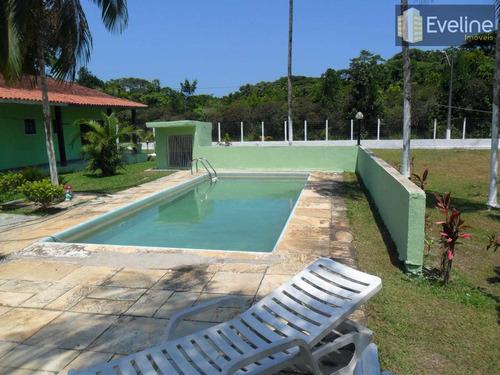 Chácara Com 3 Dorms, Aguapeu, Itanhaém - R$ 350 Mil, Cod: 1974 - V1974