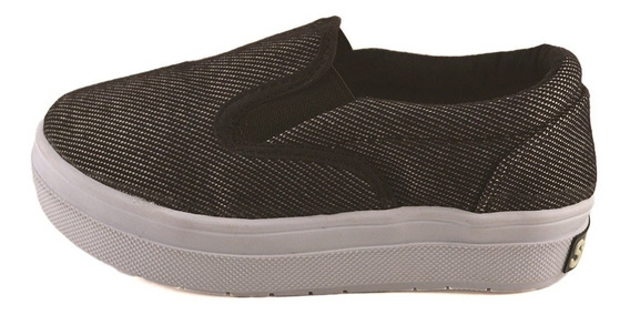 Pancha Jean Plataforma Small Shoes