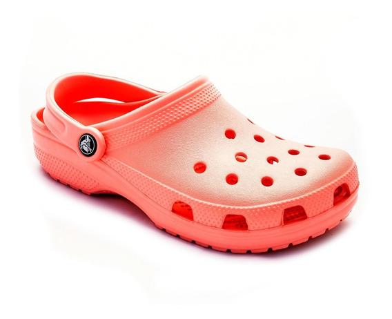 Crocs Classic Clog Originales Mujer Rcmdr