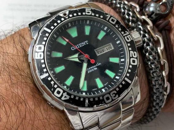 Orient 469ss040 Poseidon 300m Diver Automatic Japan Movt