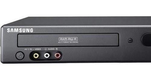 Dvd R170 Samsung Gravador