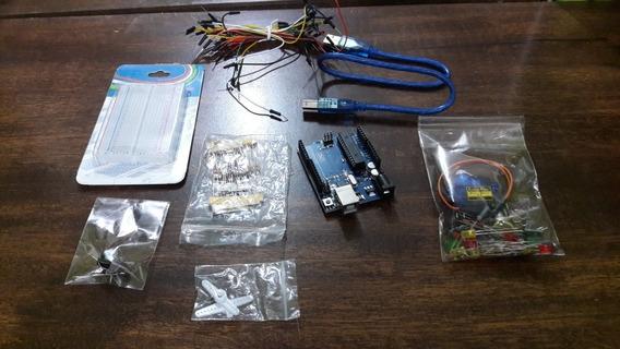Kit Arduino Completo Starter / Para Iniciar