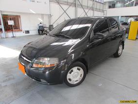Chevrolet Aveo Sd Mt 1400cc 4p Aa
