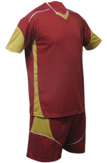 Kit 16 Camisa +16 Calção + 18 Meião Fardamento