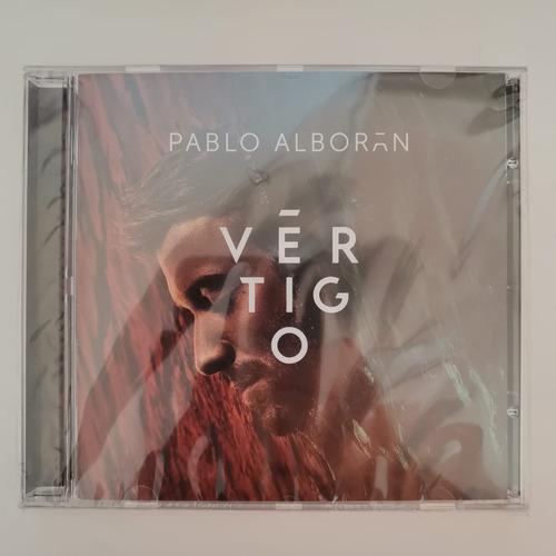 Pablo Alboran Vertigo Cd Nuevo Musicovinyl