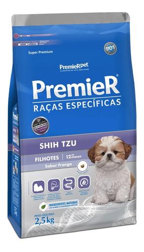 Premier Raças Específicas Shih Tzu Filhotes 2,5kg