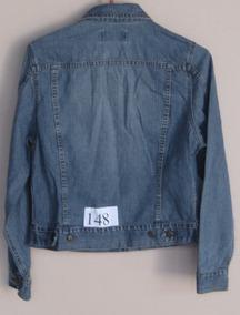Jaqueta Jeans Da Marca Cherokee - Tam M Fem - (cod. J148)