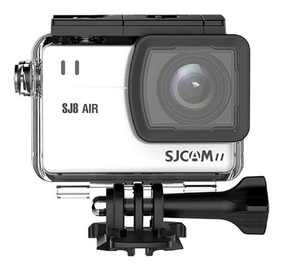 Câmera Filmadora Sjcam Sj8 Air Wifi Ful Hd 1296p 14mp Branco