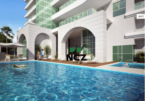 Apartamento Com 4 Dormitórios À Venda, 198 M² Por R$ 1.550.000,00 - Graça - Salvador/ba - Ap2342