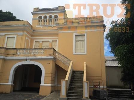 Casa Comercial À Venda, Boa Vista, Recife - Ca0124. - Ca0124