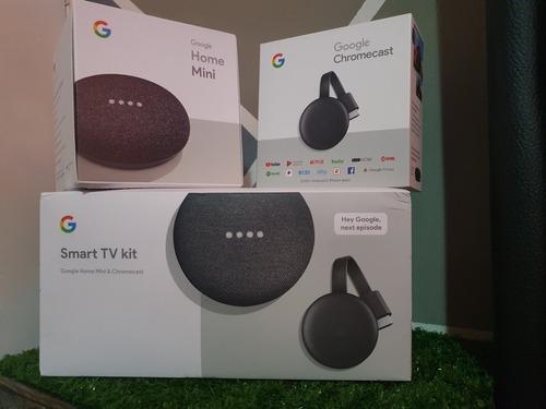 Chromecast 3 Generación G Home