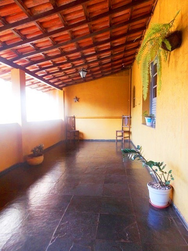 Casa Com 3 Quartos Para Comprar No Nova Suiça Em Belo Horizonte/mg - 1086