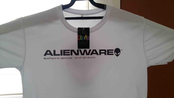 Playera Sublimada Alienware Talla Ch