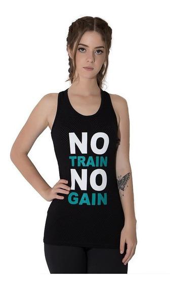 Kit 9 Camiseta Regata Feminina Dry Fit Fitness Academia