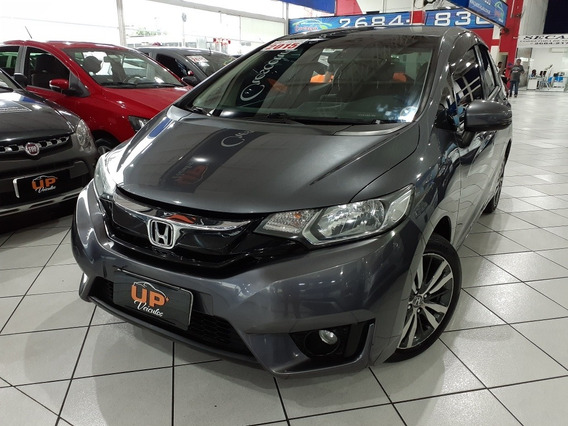 Honda Fit 1.5 Exl Flex Aut. 5p 2015 Top