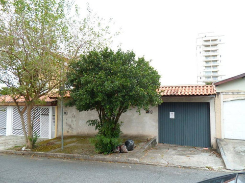 Imagem 1 de 11 de Casa Residencial À Venda, Jardim Satélite, São José Dos Campos. - Ca0344