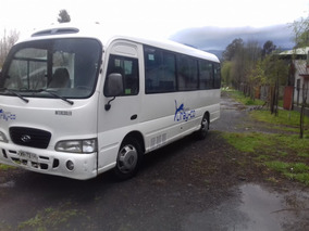 Bus Hyundai County