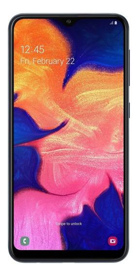 Celular Libre Samsung A10 32gb Ds Negro
