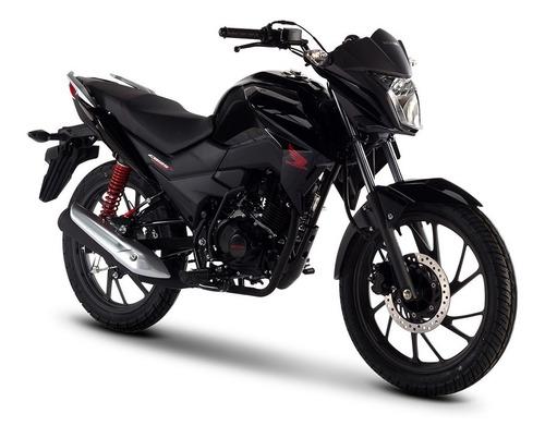 Honda Cb 125 Twister 0km Negro