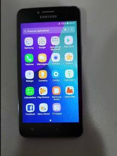 Smartphone Samsung J2 Prime Black Novinho