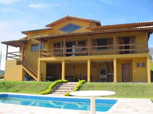 Chácara Vista Para O Lago Com 3 Dormitórios À Venda, 1000 M² Por R$ 1.200.000 - Jardim Ribeirão Ii - Itupeva/sp - Ch0216