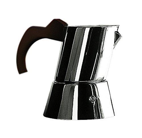 Mepra 1/3-cup Coffee Maker, Wenge