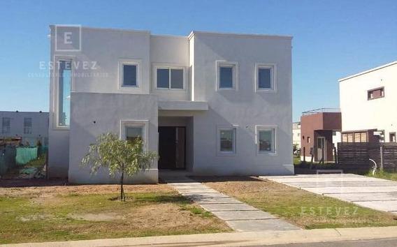 Casa Oportunidad 3 Dormitorios Barrio Cerrado San Gabriel Villanueva Tigre