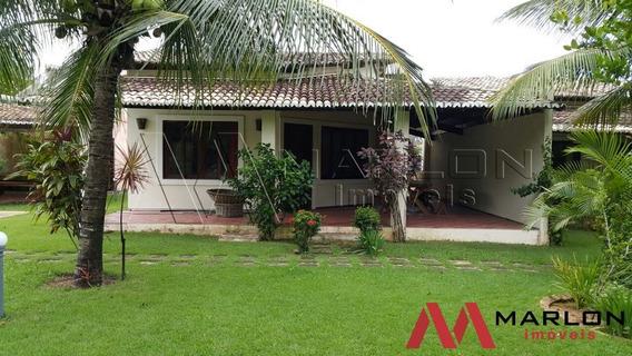 Vcp00378 Casa Em Condominio Na Praia De Tibau