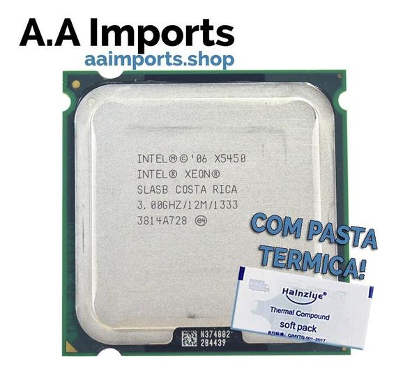Core 2 Quad Q9700 = Xeon X5450 Lga 775 Com Garantia