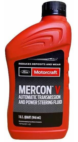 Aceite Para Caja Automática Mercon V (5) Original Motorcraft