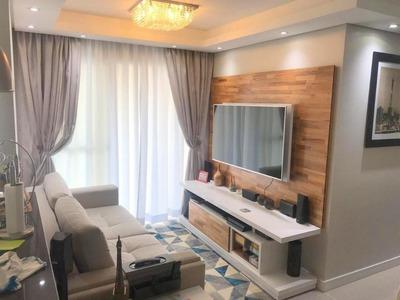 Apartamento Em Vila Osasco, Osasco/sp De 63m² 2 Quartos À Venda Por R$ 459.000,00 - Ap166135