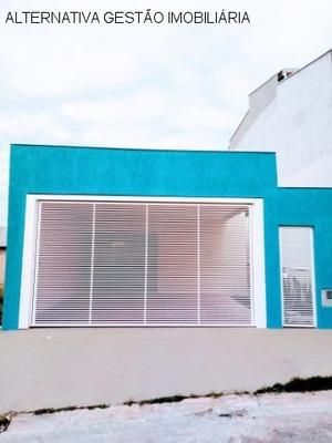 Casa Residencial Em Jundiaí - Sp, Residencial Santa Giovana - Cav0667