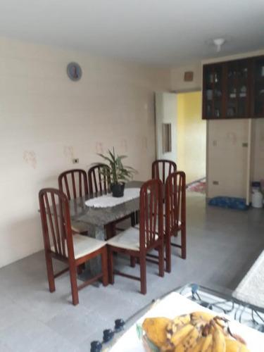 Sobrado Para Venda Em Taboão Da Serra, Jardim Mirna, 3 Dormitórios, 1 Suíte, 2 Banheiros, 1 Vaga - So0705_1-1599175