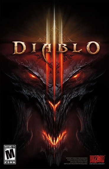 Diablo 3 Edição Standard Battlenet Digital Cd-key Global Pc