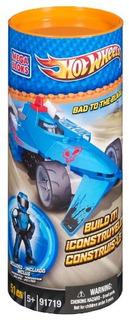 Juguete Mega Bloques Hot Wheels Bad To The Blade