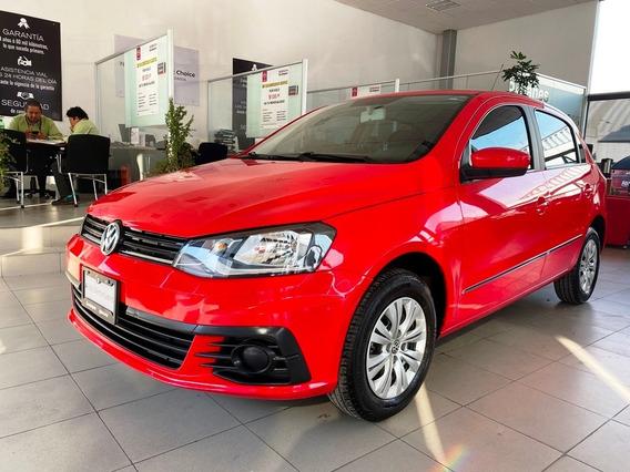 Volkswagen Gol Hb Trendlines Std 2018 Excelentes Condiciones
