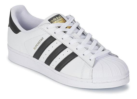 Tênis adidas Superstar Branco Classico Original
